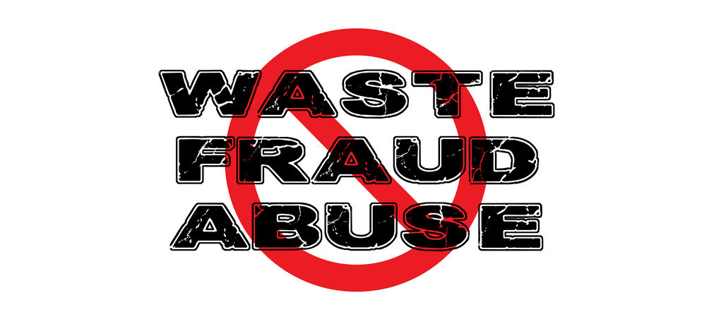 Stop Waste Fraud Abuse
